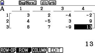s_0007: Casiofx-CG20 eingegebene Matrix