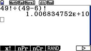 s_0118: Berechnung mit Fakultäten